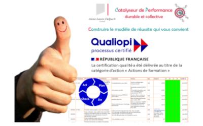 Certification Qualiopi, le bilan