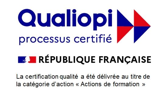 Anne-Laure Delpech Conseil, certification Qualiopi